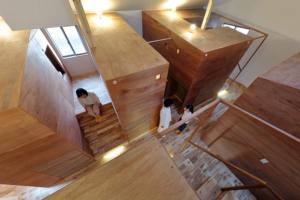 京都西陣のゲストハウス