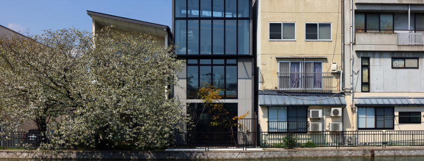 Riverside Villa